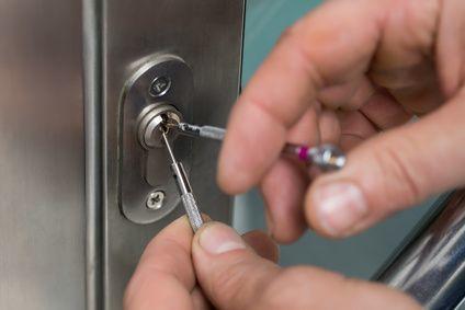 Türöffnung Lockpicking